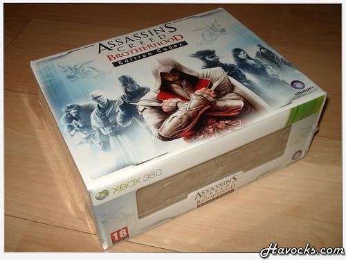 Assassin's Creed Brotherhood - Codex - 01