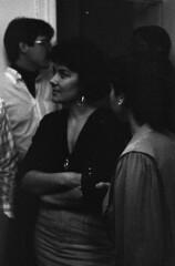 1986-New_Years_party-roll03-14 (Paul-W) Tags: party bw film night washingtondc blackwhite scanned newyearseve 1986 negatives kodaktx5063