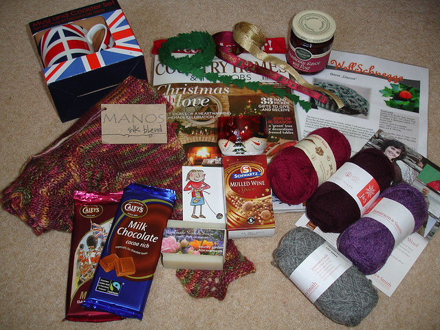 Christmas swap parcel (4)