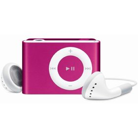 Pink I-Pod Shuffle
