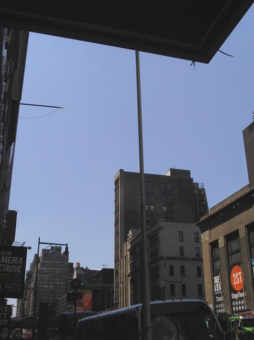 8th Avenue scene