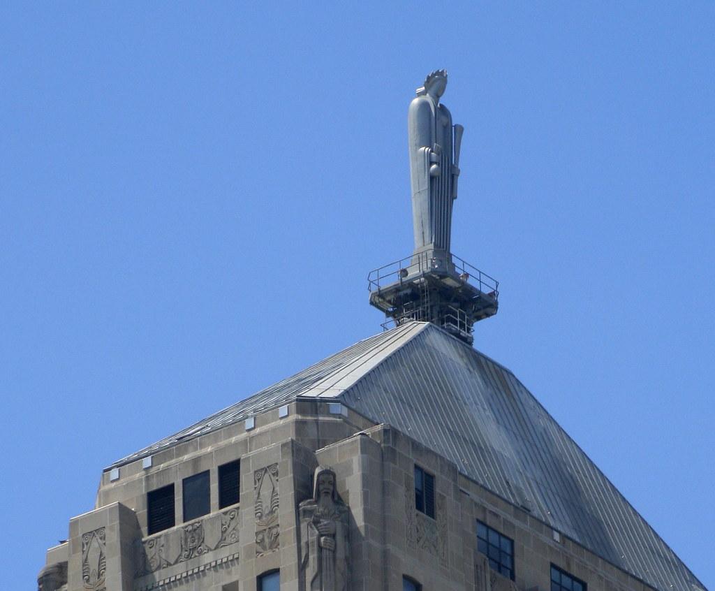 Edificio de la Chicago Board of Trade (1930, Chicago)