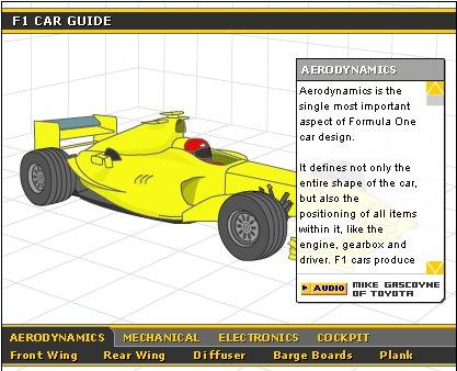 Cómo funcionan los coches de Fórmula 1