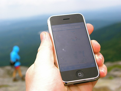 iPhone on Summit