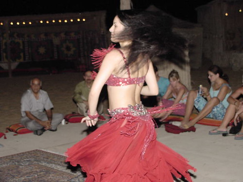 The Camp Belly Dance 11
