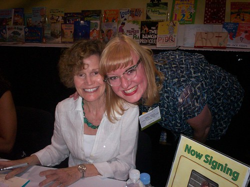 Me and Judy Blume!