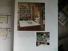 Idea - Craft Room in a Closet (xixstar) Tags: closet workspace craftspace