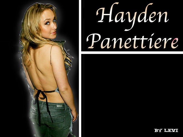 Hayden Panettiere by Levi Washington?