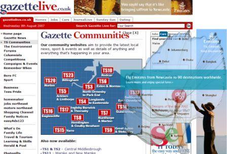 Gazette Communities