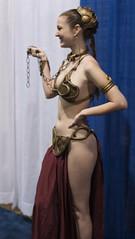 Princess Leia Slave Bikini