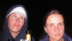 maxi + andrea (deErisch) Tags: mritz paddeln