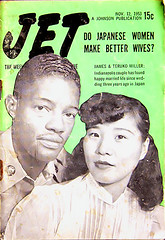 Do Japanese Women Make Better Wives? - Jet Magazine, November 12, 1953 (vieilles_annonces) Tags: old people usa black history vintage magazine print scans fifties photos african negro retro ephemera nostalgia photographs american rights 1950s blacks americana colored 50s magazines folks oldphotos mixedmarriage civilrights blackhistory 1953 vintagephotos africanamericanhistory jamesmiller peopleofcolor vintagephotographs vintagemagazine coloredpeople interracialmarriage negrohistory coloredfolk blackmagazines blacknews terukomiller