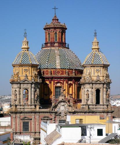 Visita Virtual De La Iglesia De San Luis De Los Franceses De Sevilla