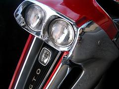 Prodigious Pontiac (blonde_sage) Tags: classiccar goat 1966 pontiac gto musclecar digest 66gto cmwd cmwdred