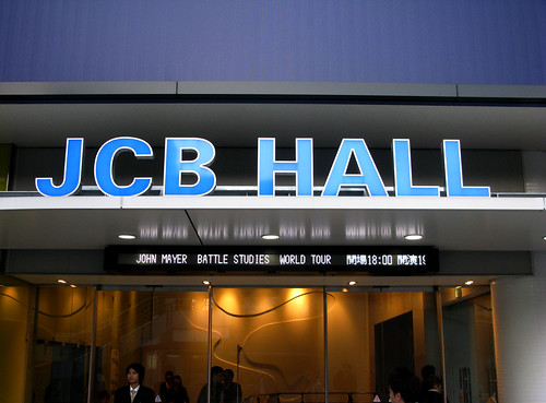 John Mayer Live in JCB Hall