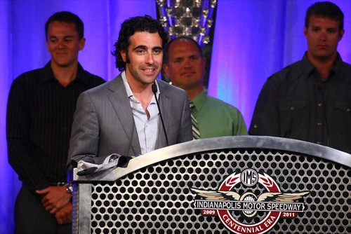 Dario at the Awards Banquet
