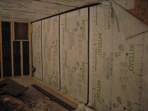 airtightness membrane