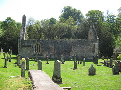 Temple Church and Cemetery