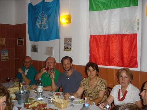 Cena de Italia