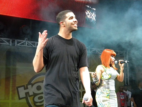 Nicki Minaj and Drake Summer Jam 2010