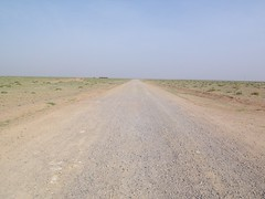 Road to Mongolia