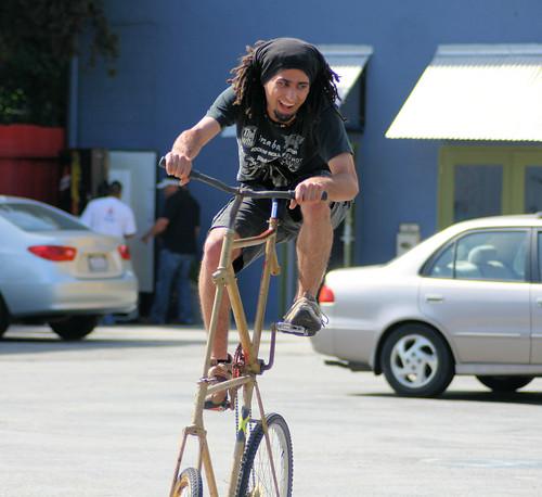 Santa Cruz bike culture