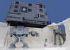 hoth2 (Rogue Bantha) Tags: star lego craft mini landing wars barge atat hoth