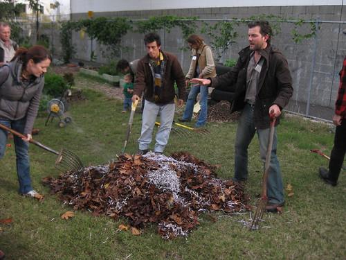 compost school