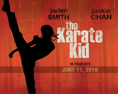Poster do Novo Karate Kid