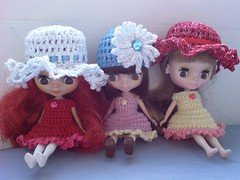 Hats for Petite Blythe