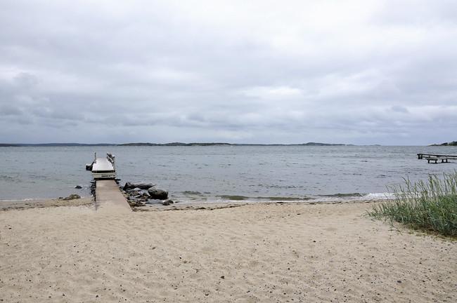 himmel hav strand