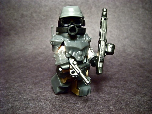 Weird War II: German Infantry (Epic Pose)