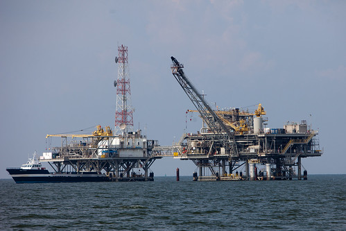 One Oil Rig, Two Oil Rigs