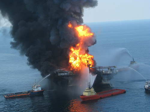 Anadarko -- the Oil Spill's Elusive Co-Owner -- Dodges Legal Liability 1