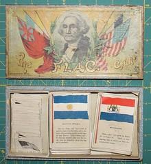 Vintage Game - The Flag Game (nicka21045) Tags: nava vintagegame vexillology flaggame