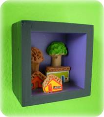 E a parede ficando ... (Joana Joaninha) Tags: verde casa amor carinho felicidade parede varanda joanajoaninha hellennilce