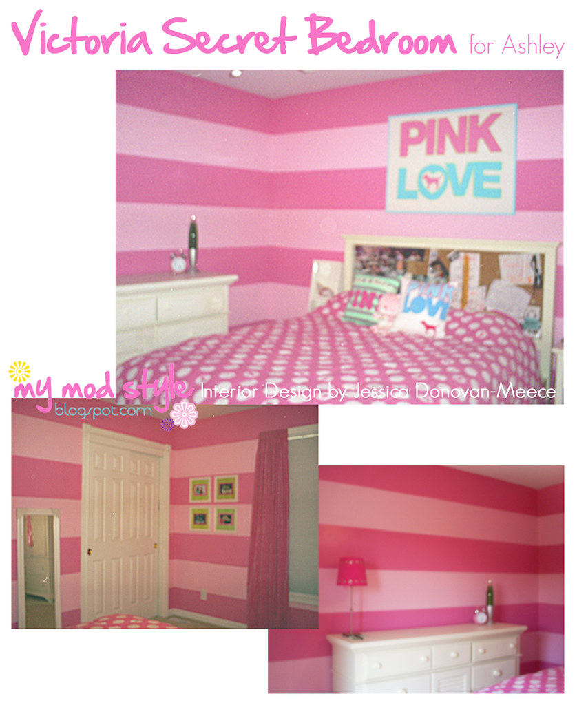 Victoria Secret room picture page