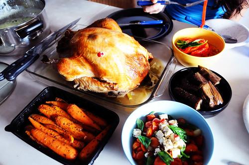 Thanksgiving in Singapore