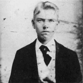 Image of W.C. about 15 years old