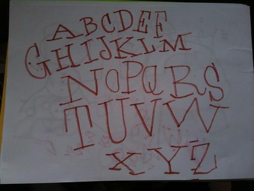 Dylan's serif font