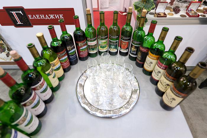 """Удивительное рядом - был на выставке  """"Индустрия напитков """" - не выпил ни..."""