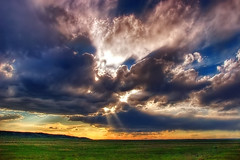I Spy Sky Eyes (Fort Photo) Tags: blue light fab sky cloud green nature clouds landscape bravo colorado se