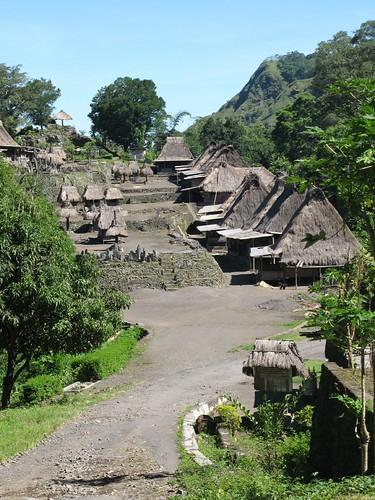 Bena, Traditional Village.
