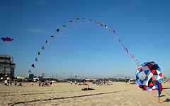 Mother, Child, and Kite Arch