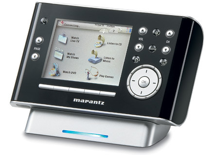 Marantz's RC9001 touchscreen remote