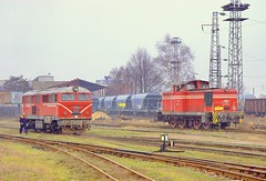 Bulgaria State Railway, standard and narrow gauge locomotives, Septemvri, February 19, 2007 (Ivan S. Abrams) Tags: arizona canon20d ivan trains bulgaria getty abrams railways locomotives gettyimages railroads smrgsbord tucsonarizona steampower trainspotters passengertrains steamlocomotives narrowgaugerailways railfans 12608 railwayenthusiasts 760mmgaugerailways onlythebestare ivansabrams trainplanepro bulgariansteamlocomotives pimacountyarizona safyan preservedsteamlocomotives arizonabar mountainrailways arizonaphotographers railwayexcursions railwayfans europeannarrowgaugerailways preservedlocomtives operablesteamlcomotives bulgariannarrowgaugerailways balkannarrowgaugerailways ivanabrams cochisecountyarizona tucson3985 gettyimagesandtheflickrcollection copyrightivansabramsallrightsreservedunauthorizeduseofthisimageisprohibited tucson3985gmailcom ivansafyanabrams arizonalawyers statebarofarizona californialawyers copyrightivansafyanabrams2009allrightsreservedunauthorizeduseprohibitedbylawpropertyofivansafyanabrams unauthorizeduseconstitutestheft thisphotographwasmadebyivansafyanabramswhoretainsallrightstheretoc2009ivansafyanabrams abramsandmcdanielinternationallawandeconomicdiplomacy ivansabramsarizonaattorney ivansabramsbauniversityofpittsburghjduniversityofpittsburghllmuniversityofarizonainternationallawyer