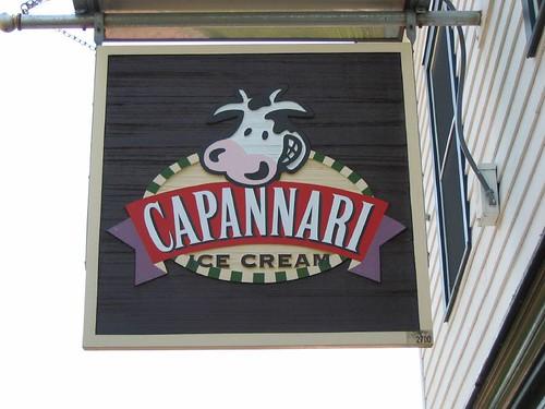 Capannaris Ice Cream Shop