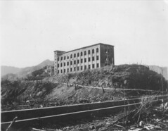 Nagasaki - Medical School (afigallo) Tags: war pacific wwii apocalypse ww2 marines bomb atomic nagasaki kyushu atomicbomb wasteland fatman orakami