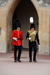 Img0035574e (veryamateurish) Tags: army military windsor british windsorcastle changingoftheguard royalguards grenadierguards royalhorseartillery changingtheguard 23april2007