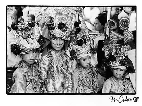 Gai Jatra at Kathmandu by Ira Cohen